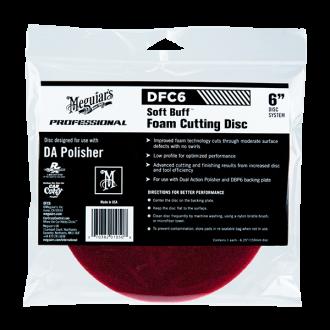 """DFC6 DA foam Cutting 6"""""""