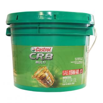 CASTROL CRB MULTI CK-4 15W-40