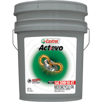 CASTROL ACTEVO 4T 20W-50