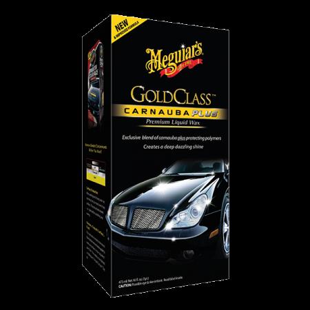 GOLD CLASS LIQUID CAR WAX -SPANISH LABEL