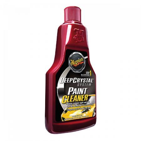 DEEP CRYSTAL STEP 1 PAINT CLEANER -SPANISH LABEL