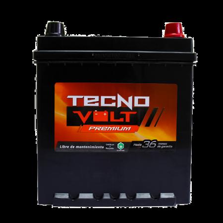 40 TECNO PREM CCA 360/NS40ZL (PG), 75AMP