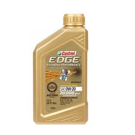 CASTROL EDGE EXT PERF 0W-20