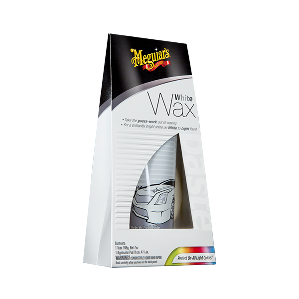 WHITE WAX 1