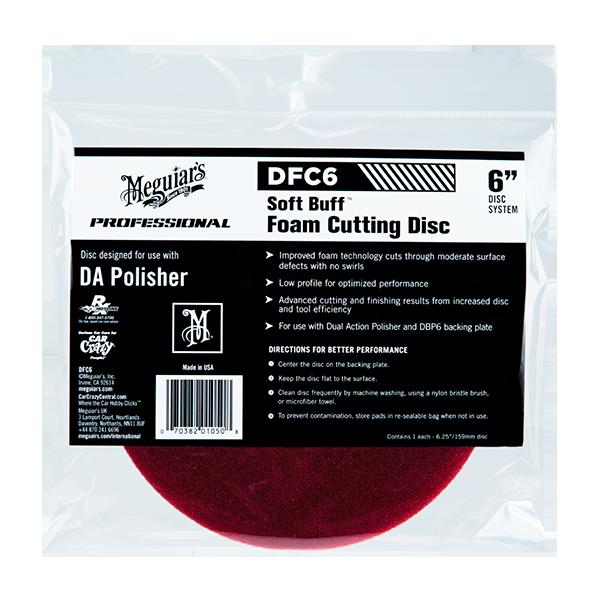 DFC6 DA foam Cutting 6″ 1