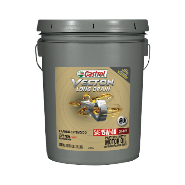 CASTROL VECTON LD CK-4/E9 15W-40 1