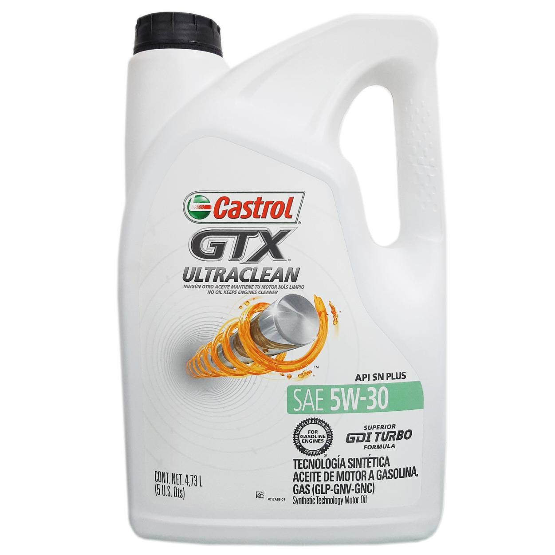 CASTROL GTX ULTRACLEAN 5W-30 1