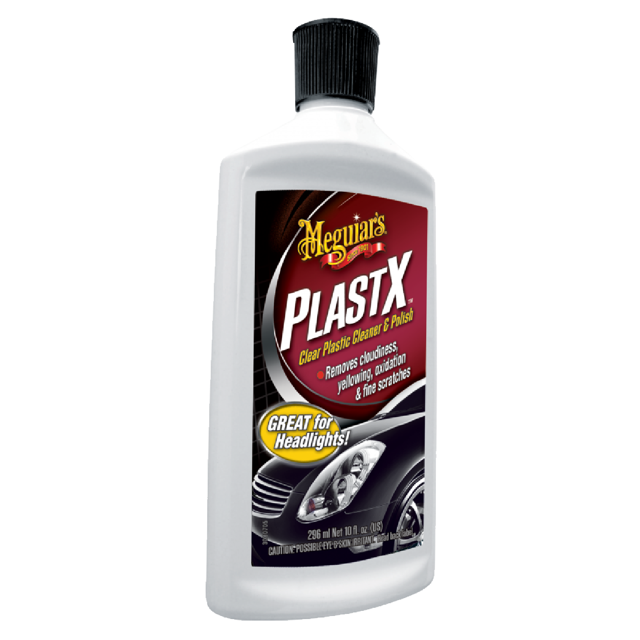 PLAST-X CLEAR PLASTIC CLEANER 1