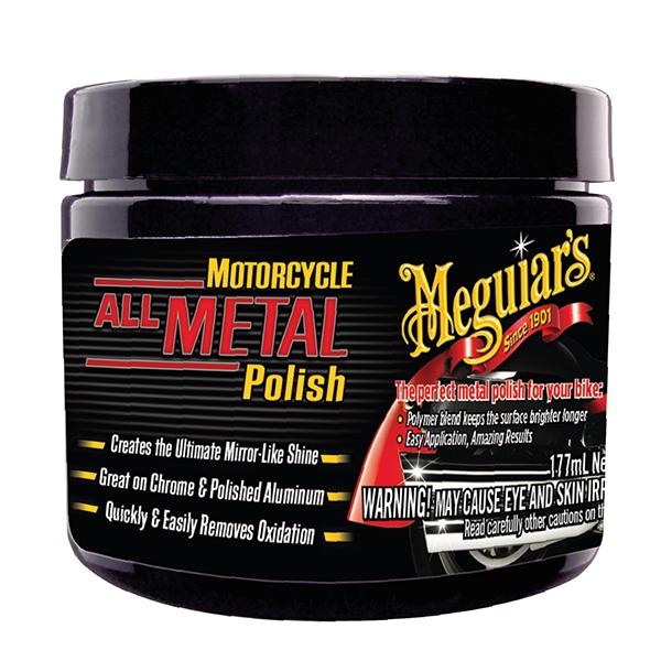 MOTORCYCLE METAL POLISH 1