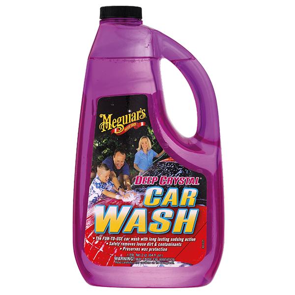 DEEP CRYSTAL CAR WASH 1