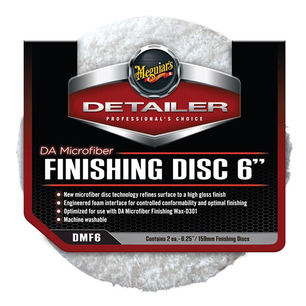 DMC6 DA MICROFIBER CUTTING PAD 6″ 1