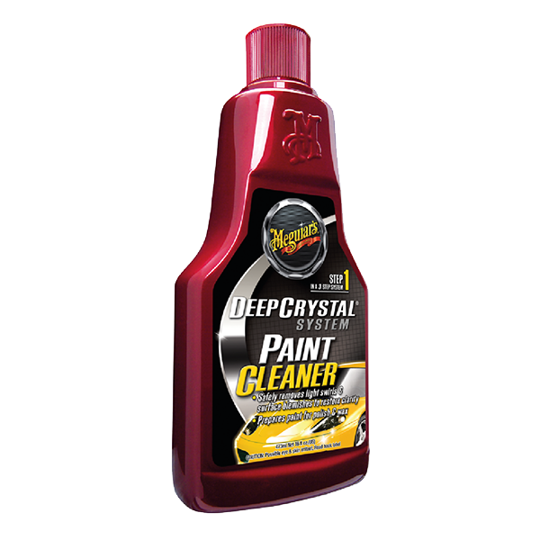 DEEP CRYSTAL STEP 1 PAINT CLEANER -SPANISH LABEL 1