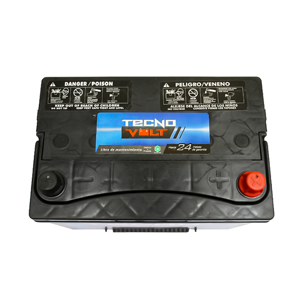 24R TECNO CCA 420/N50L 85 AMP {-/+} 2