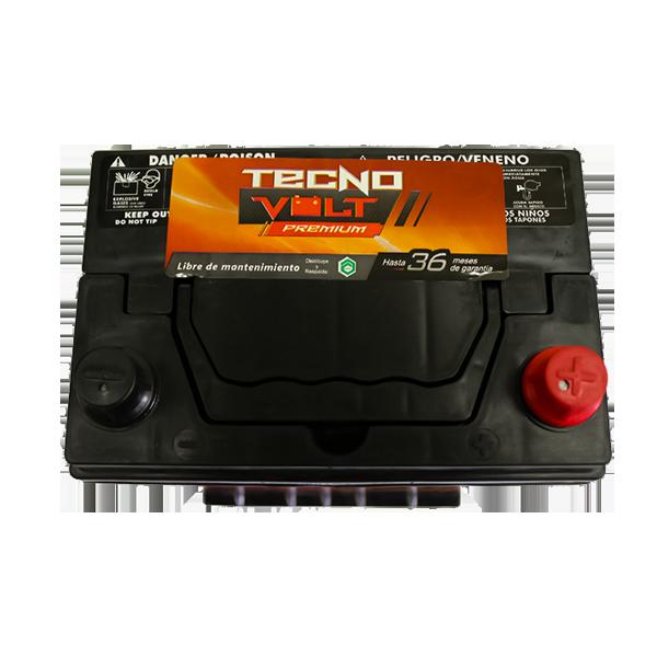 40 TECNO PREM CCA 360/NS40ZL (PG), 75AMP 2
