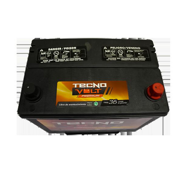 24R TECNO PREMIUM CCA 550/N50ZL 90AMP {-/+} 2