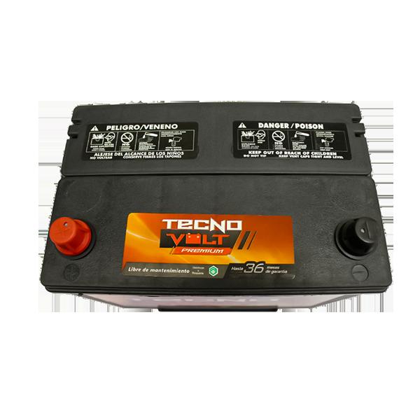 24 TECNO PREMIUM CCA 550/N50Z 90AMP {+/-} 2