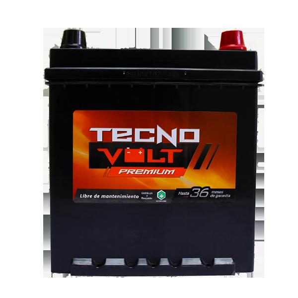 40 TECNO PREM CCA 360/NS40ZL (PG), 75AMP 1