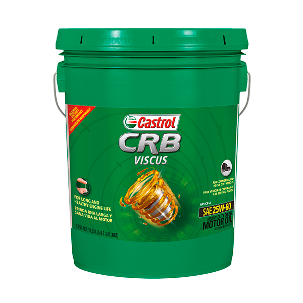 CASTROL CRB VISCUS CF-4 25W-60 1