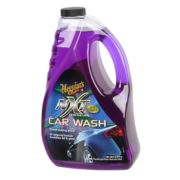 NXT GENERATION CAR WASH- EU LABEL 1